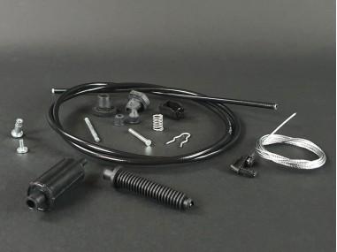 Kit câble d'accélérateur pour Renault Super 5 Gt turbo, Clio 16S, Williams, etc .....